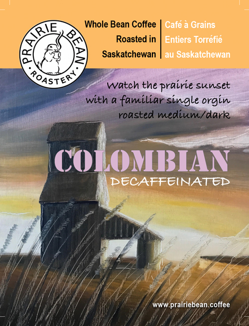 Colombian Decaf - 1 lb