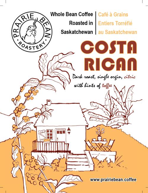 Costa Rican - 1 lb.