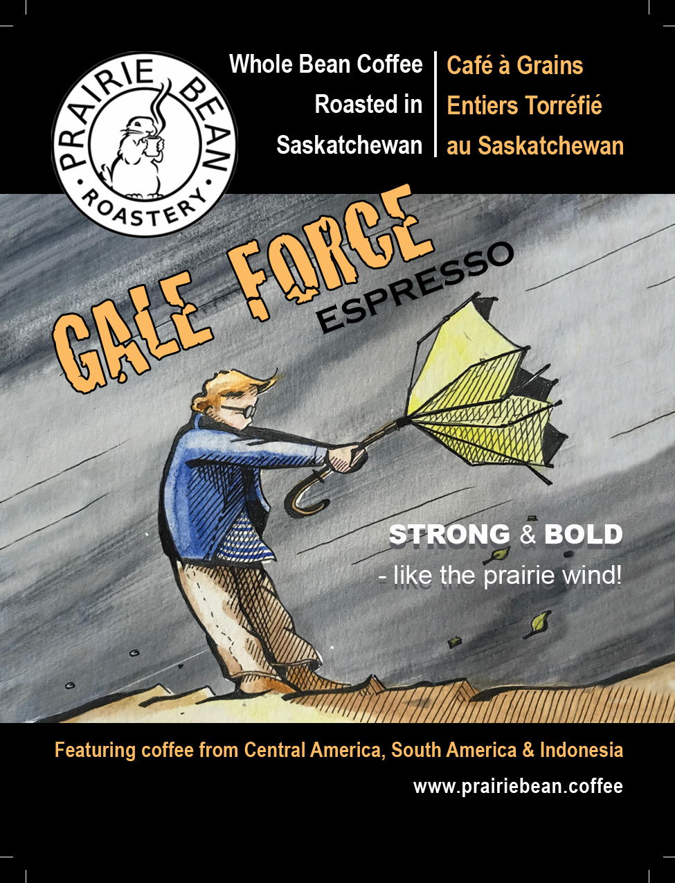 Gale Force Coffee - 1 lb