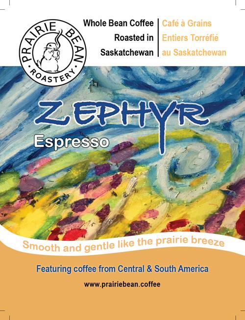 Zephyr Espresso - 1 lb.