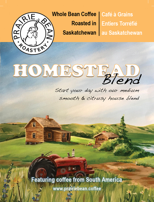 Homestead Blend - 1 lb.