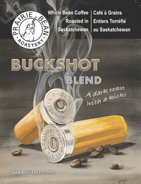 Buckshot Blend - 1 lb